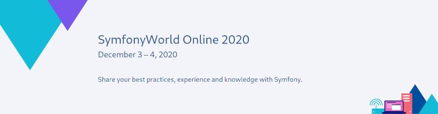 SymfonyWorld Online 2020